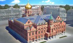 Соборная палата в Лиховом