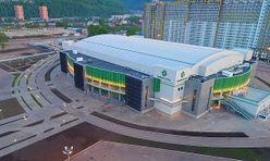 Платинум Арена Красноярск