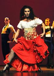 Новый танцевальный клубный проект Tablao Flamenсo