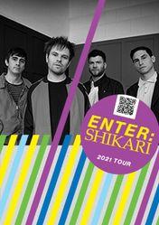Концерт Enter Shikari в Москве