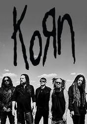 Концерт Korn в Москве
