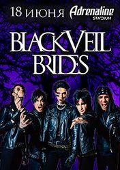 Концерт Black Veil Brides в Москве