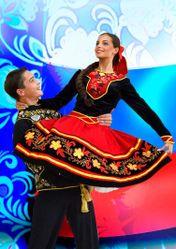 Танцуй и пой, моя Россия