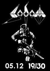 Концерт Sodom в Москве