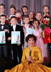 Надежда Романсиады. Юные российские и зарубежные исполнители