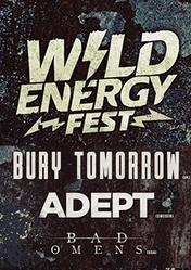Wild Energy Fest: Adept, Bad Omens, Bury Tomorrow + more bands soon