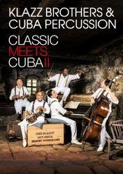 Концерт Klazz Brothers & Cuba Percussion в Москве