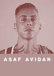 Концерт Asaf Avidan в Москве