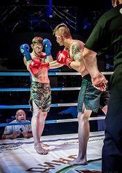 Бои без правил «Kumite Fight»