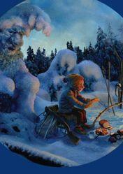 Концерт Пер Гюнт или в пещере горного короля. Музыкальная сказка с песочной анимацией в Москве