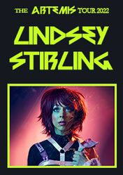 Концерт Lindsey Stirling в Москве