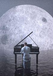 Концерт Квартет «Мелодион». Лунная соната. Концерт в оранжерее в Москве