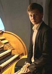 Концерт Егор Колесов. Орган в Красноярске