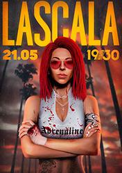 Концерт LaScala в Москве