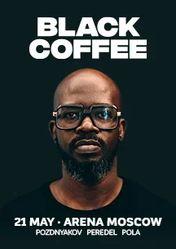 Концерт Black Coffee в Москве