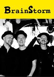 Концерт Brainstorm в Москве