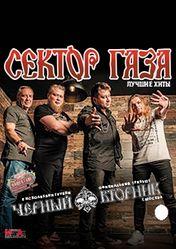 Концерт СЕКТОР ГАЗА в исполнении официальной трибьют группы Чёрный Вторник в Красноярске