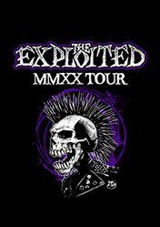 The Exploited. MMXX Tour