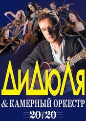 Концерт Дидюля в Волгограде