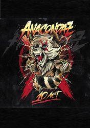 Концерт Anacondaz в Волгограде