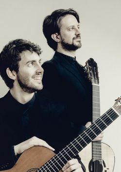Марко Муссо и Давиде Томази, гитара (Италия)
