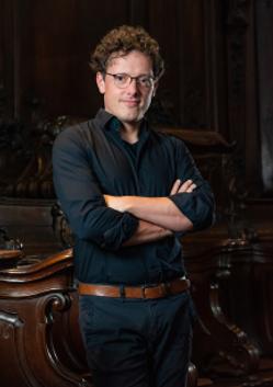 Даниэль Бекманн (орган). Германия