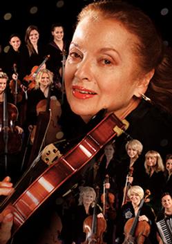 Светлана Безродная и Вивальди-оркестр. Цветущий май (Мытищи)