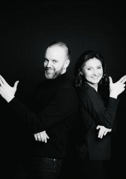 Фортепианный дуэт. Дарья Федорова и Илья Таксер