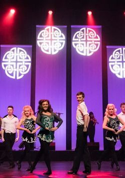 Ирландское шоу Celtic Legends