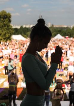 Yoga Day Russia