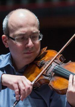 Все скрипичные сонаты Бетховена. 3-й вечер