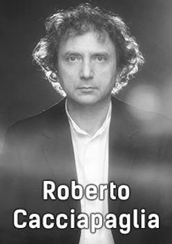 Концерт композитора Roberto Cacciapaglia