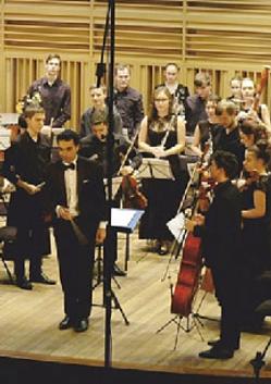 Юношеский симфонический оркестр им. В.Я. Янковского. Аб.7