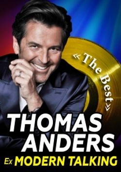 "Thomas Anders(Томас Андерс) С программой ""The Best"""