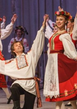 """Белорусский хореографический ансамбль """"Хорошки"""""""