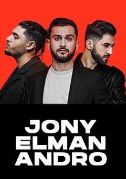 JONY, ANDRO, ELMAN