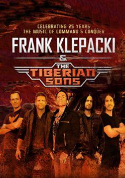 FRANK KLEPACKI & The Tiberian Sons
