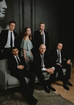 Five Corners Jazz Ensemble на сцене White Night