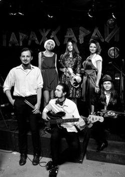 Ольга Клим и Jazz-Band Art Night на сцене White Night