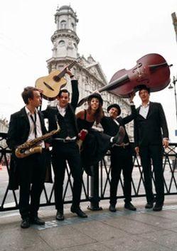 The BigBuddy Band. Gypsy-jazz на сцене White Night