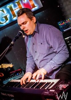Alex Prof Band. Джаз на сцене White Night