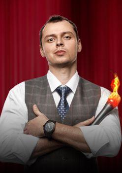 Виктор Комаров. StandUp Шоу
