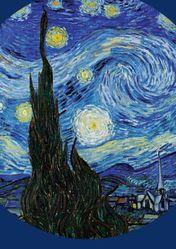 Звучащие полотна. Ван Гог. Вивальди: Времена года. Бетховен. Лунная соната. Каччини. Аве Мария