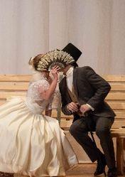 Женитьба Бальзаминова. Театр Арка
