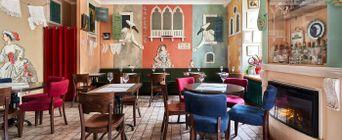 Ресторан Little Italy. Санкт-Петербург Итальянская ул., д. 10