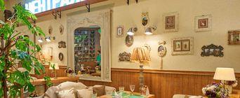 Ресторан Чентрале. Москва Киевского вокзала пл., д. 2 (ТЦ Европейский 1 этаж)