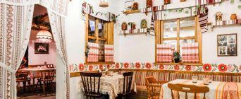 Ресторан Веселая кума. Нижний Новгород Костина ул., д. 3
