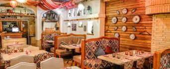 Ресторан Али-Баба. Нижний Новгород ул. Белинского, 61