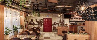 Ресторан У Ханумы. Самара ул. Зои Космодемьянской, д. 7