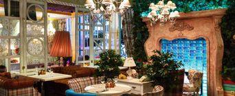 Ресторан Счастье. Екатеринбург ул. 8 Марта, д. 46, ТРЦ Гринвич, 4 очередь, 3 этаж